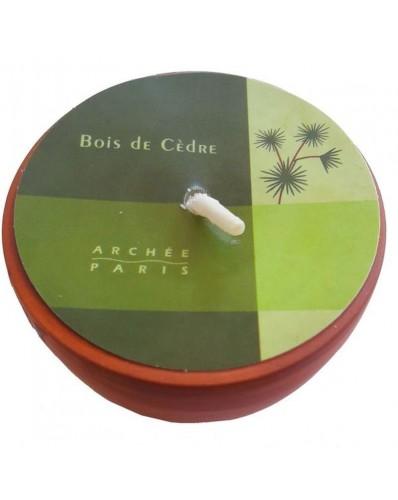 Bougie odorante bois de Cèdre